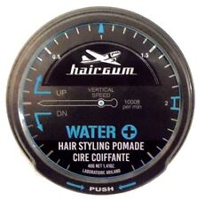 Cire coiffante cheveux Hairgum Water +  - Hair styling pomade format 40 G