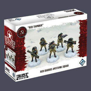 DUST-TACTICS-Red-Guards-Anti-Tank-Squad-SALE