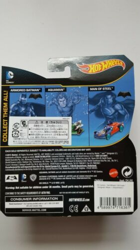 DC Comics Designer Series HOT WHEELS The Joker DMM16 2015 1:64 FREE SHIPPING