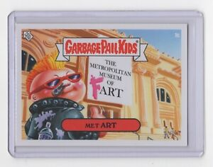 2019 GPK NYC Takeover UP CHUCK 9a Pink Parallel Garbage Pail Kids
