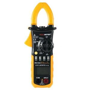 PEAKMETER MS2108A Digital Clamp Meter Multimeter AC DC Current Volt Tester Tool