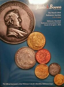 Stacks Bowers Coins Whitman Coin Collectible Expo Auction Catalog Us American Ebay
