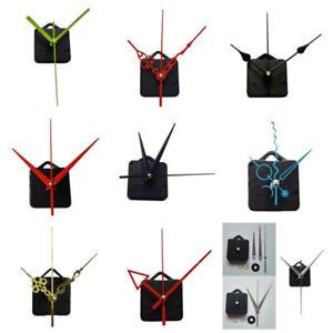 Mouvement-Mecanisme-Silencieux-D-039-horloge-A-Quartz-Aiguille-Rouge-Murale-Pendule