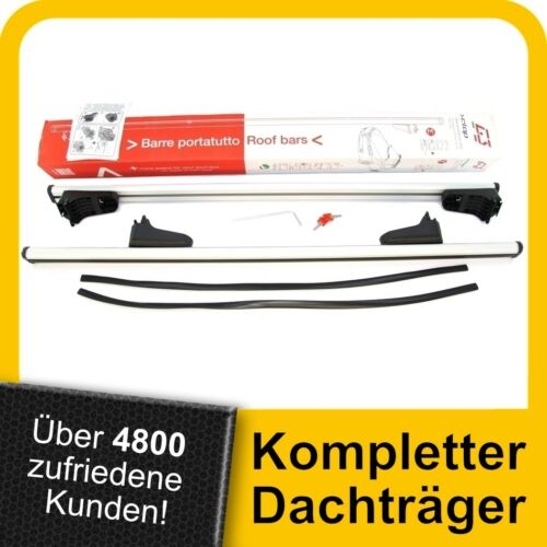 GA0 Für Opel Mokka ab 12 Aluminium Dachträger kompl