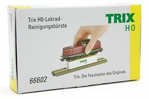 H0-1-87-00-Scale-Gauge-66602-Trix-Rad-Reiniger-Buerste-alle-Marken-Lok-DC