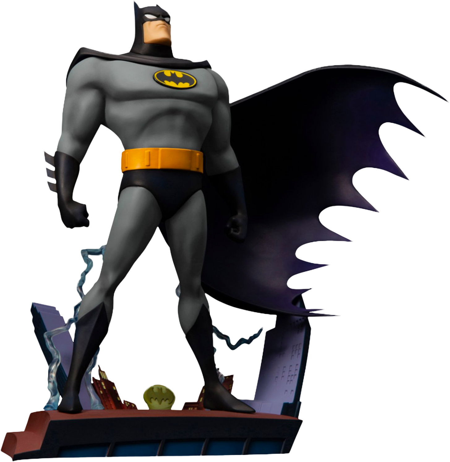 Batman  The Animated Series - Batman Opening Sequence 1 10th Scale ArtFX Statue