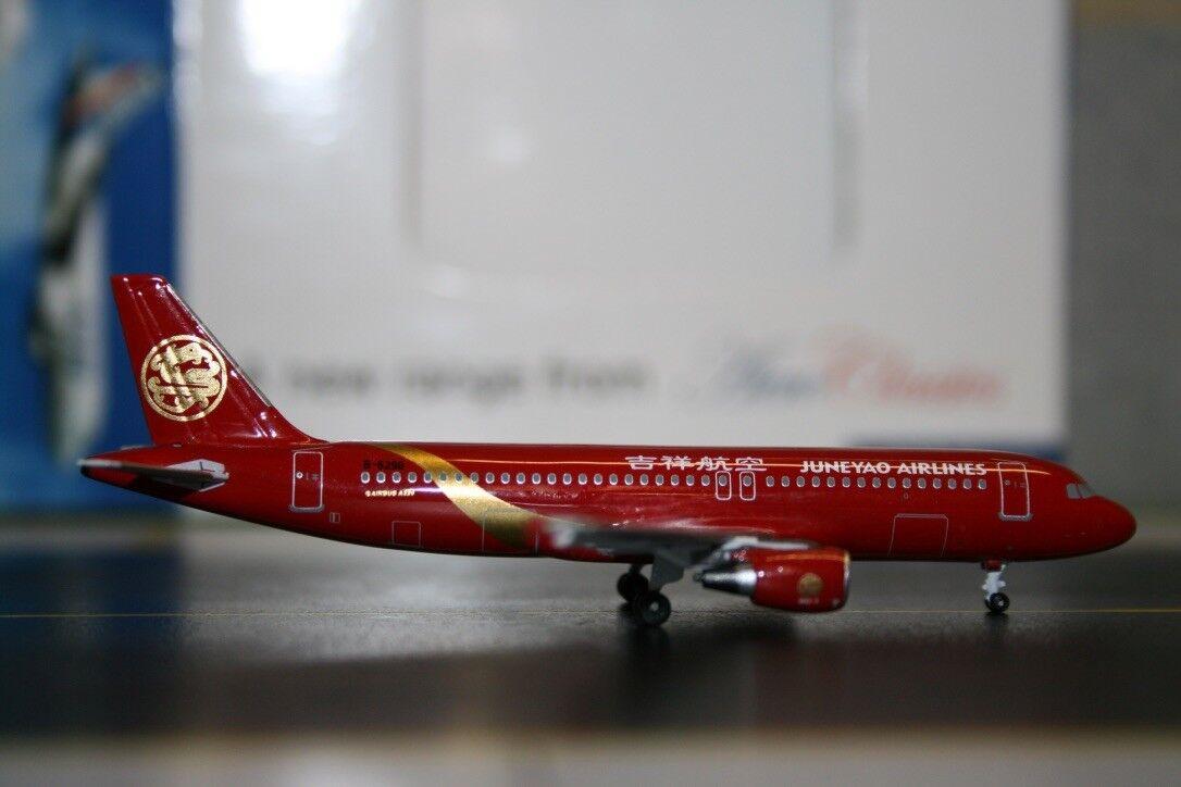 Aeroclassics 1 400 Juneyao Airlines Airbus A320-200 B-6298 (ACB6298) defect