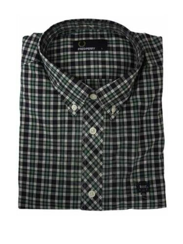 Fred Perry manches longues-Chemise Button-Down m1322 426 5740