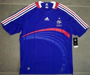 Maillot Equipe De France Adidas Fff 20082009