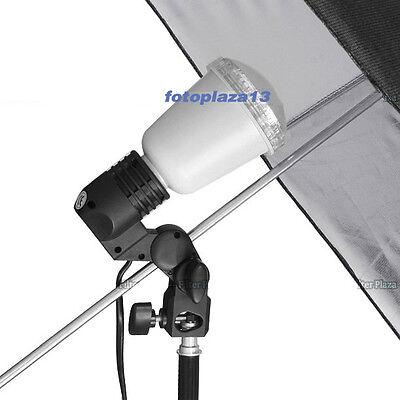 Photography Studio Flash Light Lamp Bulb Single Holder Stand E27 Socket Bracket