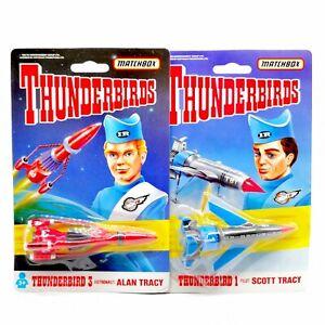 Matchbox 1992 Thunderbirds 1 Thunderbirds