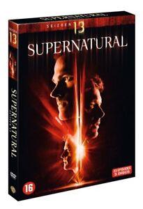 Supernatural - Komplette Staffel 13 [EU Import mit Deutscher Sprache / Deutsch]