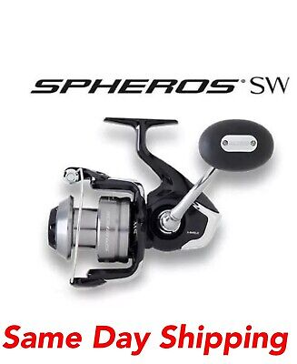 Shimano Spheros SW Offshore Spinning Reel SP8000SW