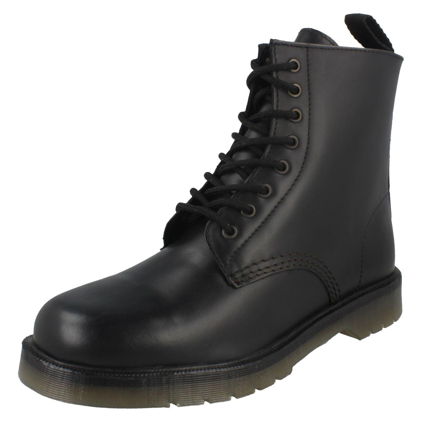 Uomo Maverick Military Style Style Military Stiefel cb4849