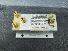 Bently Nevada 20929 03 300 Proximitor 200mvmil