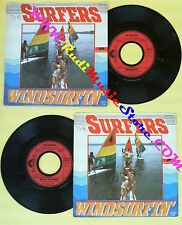 LP 45 7'' THE SURFERS Windsurfin Nite at the beach 1978 germany no cd mc dvd