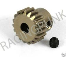 RC 1/10 EP Electric Car 540 Motor Metal Pinion Gear 48 Pitch 18 Teeth 18T Tooth