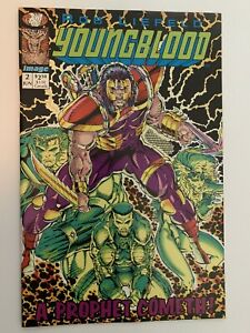 Youngblood-2-1st-PROPHET-new-movie-1st-SHADOWHAWK-Rob-Liefeld-9-4-NM-Image