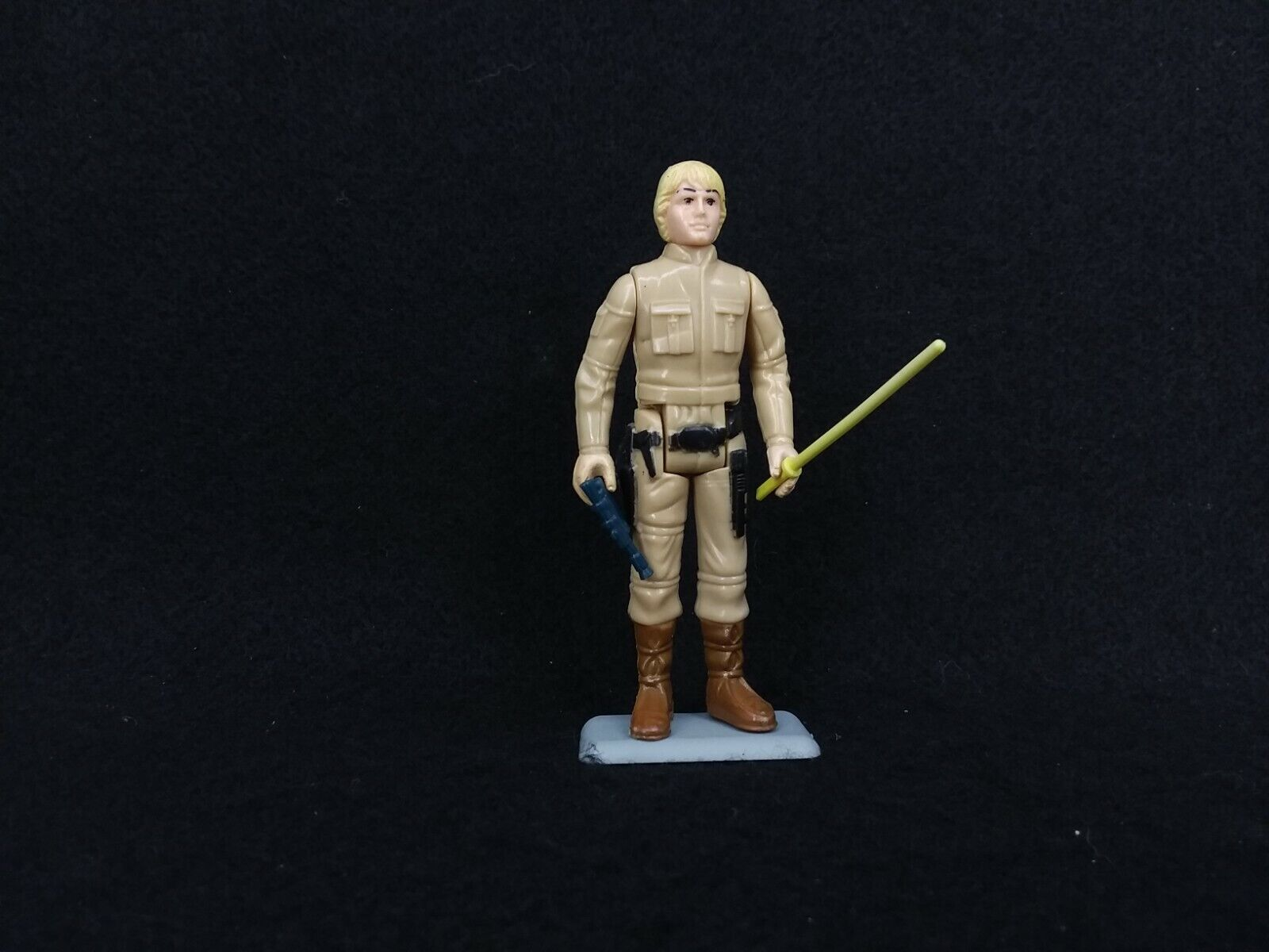 Vintage Star Wars ESB Luke Skywalker Bespin Loose Complete figure 1980 Hong Kong