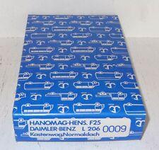 D148 W.Fröwis 0010 Hanomag-Henschel F25 / Daimler Benz L 206 Bausatz 1:87