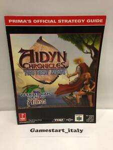 Aidyn Chronicles Strategy Guide (guida Strategica) Guide In English 86eewze8-07185903-817827432