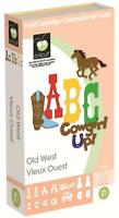 Old West Cricut Cartridge Retired 291549 Cowboy Cowgirl Western Rodeo Horse