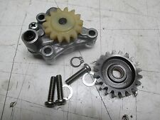 1981 Yamaha Exciter 250 Oil pump Gear Assembly