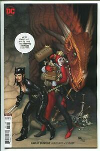 HARLEY QUINN #60 FRANK CHO VARIANT DC COMICS