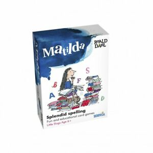 ROALD-DAHL-Matilda-Splendid-Spelling-Card-Games-Age-6