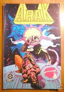 ARAK-n-9-Aredit-DC-mensuel-1987-excellent-etat