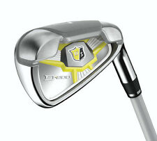 Wilson Staff D200 Ladies Iron Set Graphite  5-PW,GW,SW Ladies Right Hand