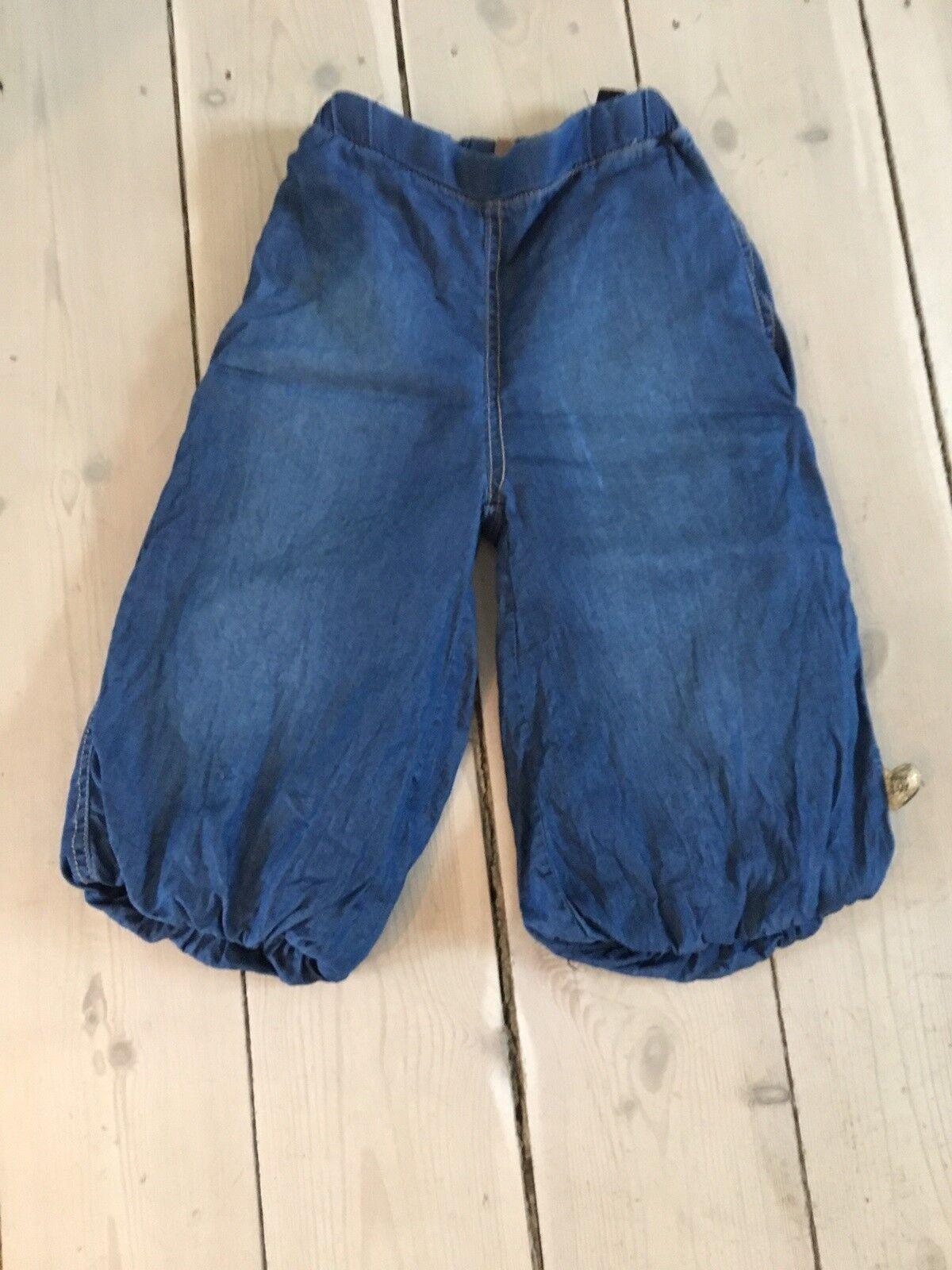 Bukser, Løsebaggy bukser. ,
