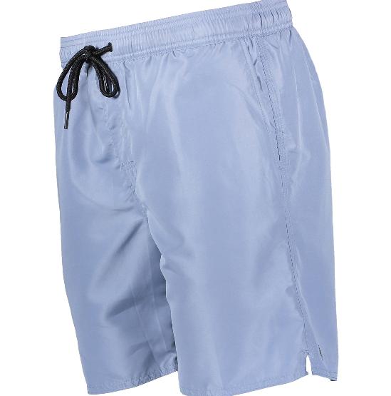 Ben Informato Nuova Linea Uomo Dorrington Blu Estate Spiaggia Swim Pantaloni Corti Taglia W28