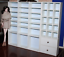Fashion royalty Barbie 1:6 scale Dolls furniture Shoe cabinet//Jewelry cabine 2pc