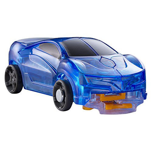 Screechers Wild Level 1 Jayhawk Toy Car Vehicle, Blue, 3'' x 1''