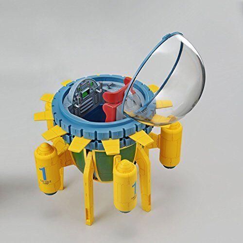 Nouveau Figure-rise Mécaniques Dragon Ball Maillots' Time Machine Kit Modélisme