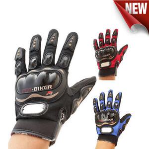ProBiker-Summer-Motorcycle-Gloves-Full-Finger-Breathable-Racing-Motorbike-Gloves