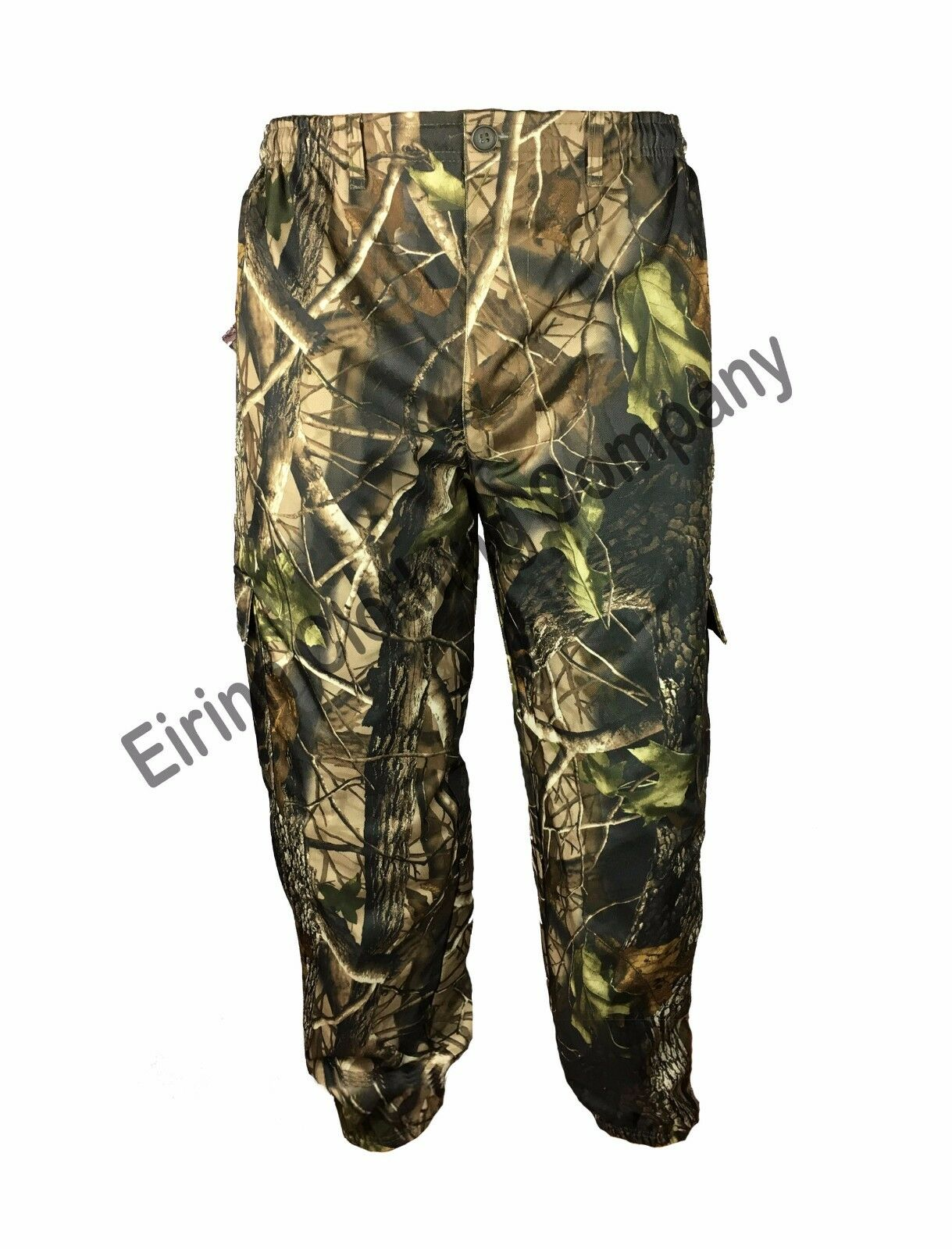 REALTREE Camouflage Waterproof Trousers Hunting Over Trousers Shooting Fishing