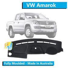 Volkswagen Amarok (2010-2016) - Dash Mat - Charcoal - Fully Moulded - VW