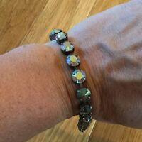 Sabika Edition Rhinestone Rococo Fun Bracelet Bling