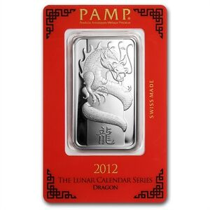 PAMP-Suisse-Lunar-Year-of-the-Dragon-2012-1-oz-999-Silver-Bar-in-Assay