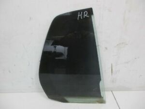 Side Window Windowpane Right Rear Dreieckfenster VW Golf V (1K1) 1.6
