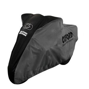 Oxford-Dormex-Indoor-Motorcycle-Breathable-Dust-Cover-Large-Size-L-CV403-New-fit