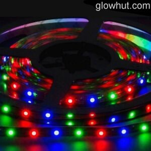 Image Is Loading 2835 Multi Color LED Strip RGB Controller Amp