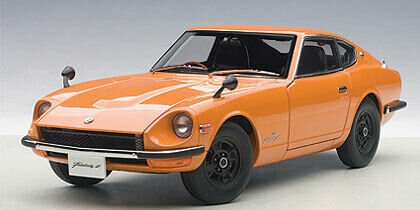 AUTOart Nissan Fairlady Z432 1969 Orange 1 18 77436