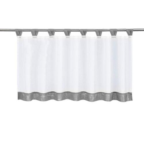Raffrollo Raffgardine Fenster Faltrollo Rollo Gardine Vorhang für Cafe Küche