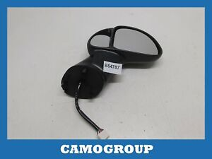 Left Wing Mirror Left Rear View Mirror For FIAT Multipla 98 2000