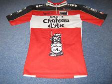 CHATEAU D'AX SALOTTI HUNI Italiano Ciclismo Jersey [6]