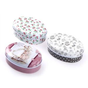 A-Class-Mini-europaeischen-Soap-Box-Pralinenschachtel-Hochzeit-Gunst-Zinn-Bo-F