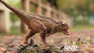 Dinosaure Snr Samir Xvrhm Figure Print Limited Edition